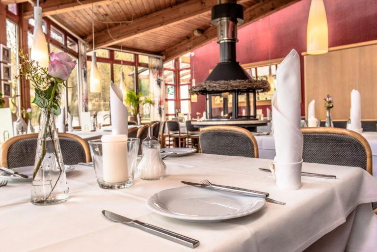 Gasthof Lallmann Tisch